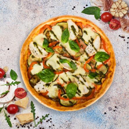 Піца Рататуй